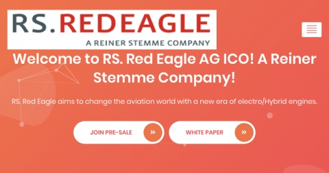 Nexus Global und R.S. RED EAGLE AG: Michael Thomale sorgt via Initial Coin Offering (ICO) für Kapitalfluss