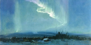 "Sydney Laurence ""Northern Lights"" (1929)"